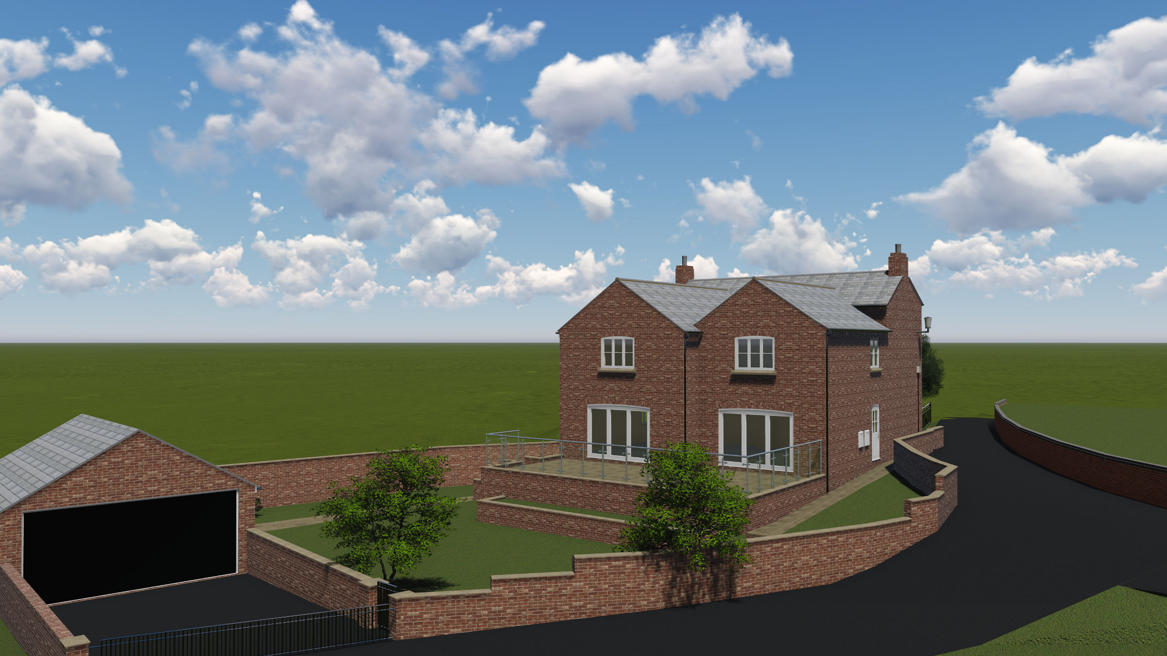 Church farm house upper broughton cairns heritage homes for House plans cairns